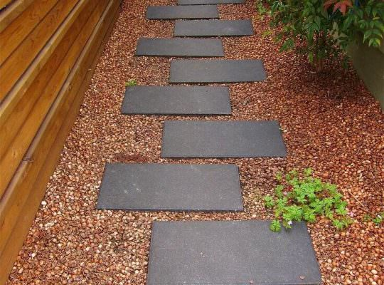 Форма для тротуара Садовой дорожки