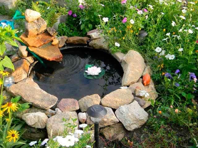 Как построить пруд своими руками 126