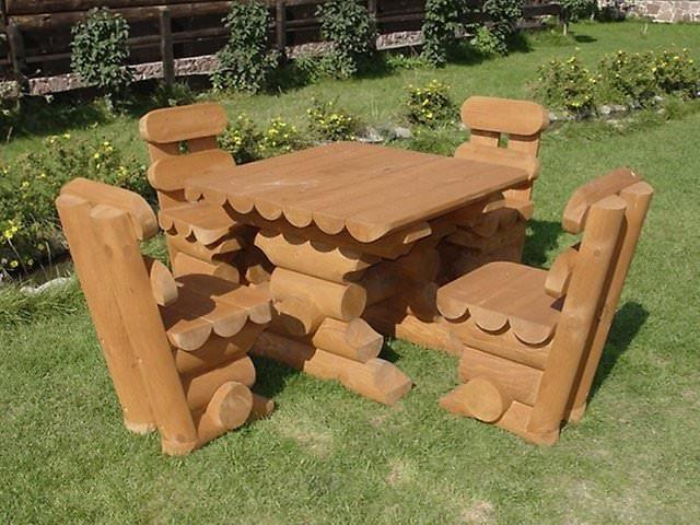 Металлическая мебель своими руками