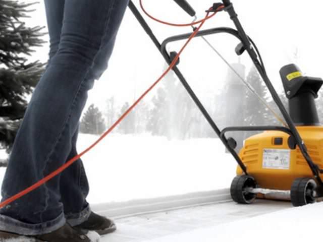Приспособление для уборки снега