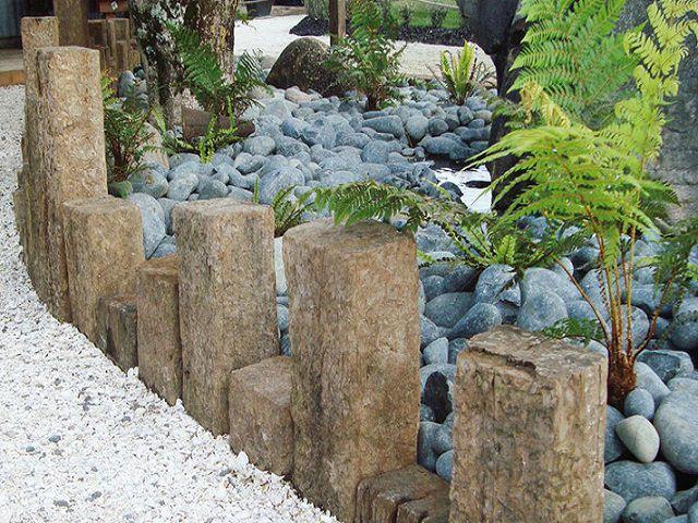 Формы для садовых дорожек