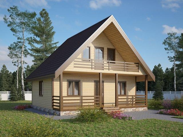 Строительство летних домиков