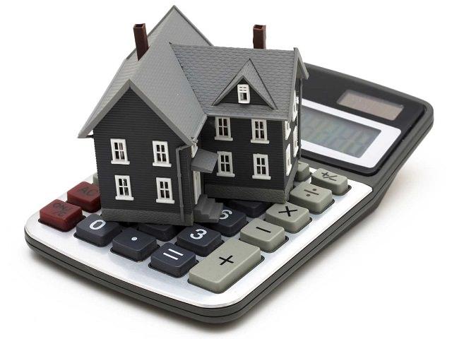 Дом в ипотеку стоит на калькуляторе