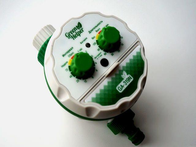 Контроллер полива своими руками