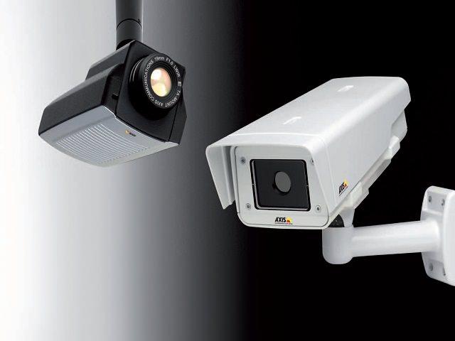 Видеокамеры для организации охраны дачи