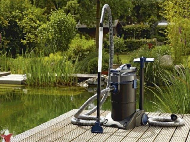 Пылесос для очистки пруда