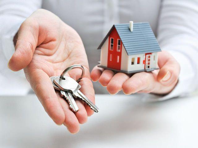 Продать участок с домом быстро