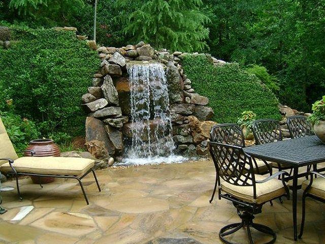 Поделка водопад водопад из монтажной пены