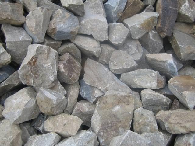 Камень для заполнения габионов