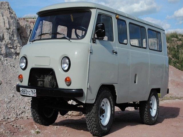Фургон самодельный
