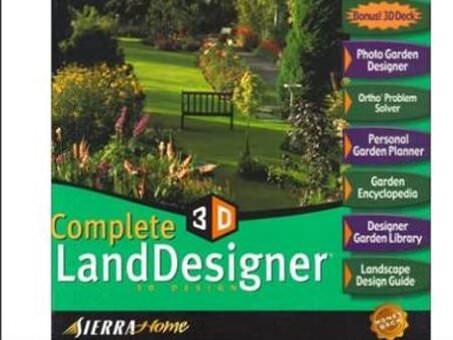 Sierra Complete 3D Land Designer