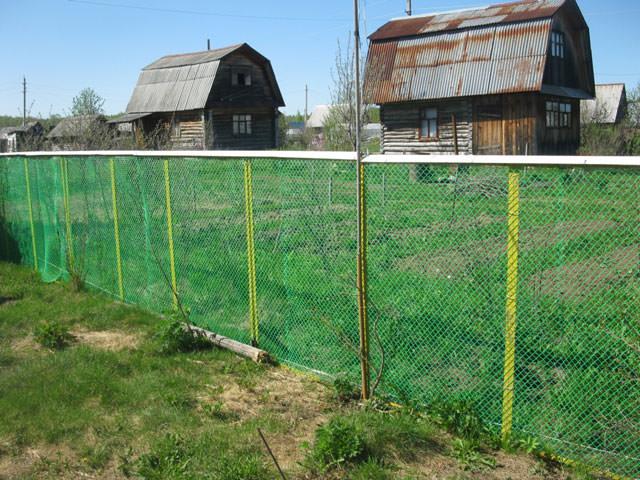 Садовая изгородь из пластика