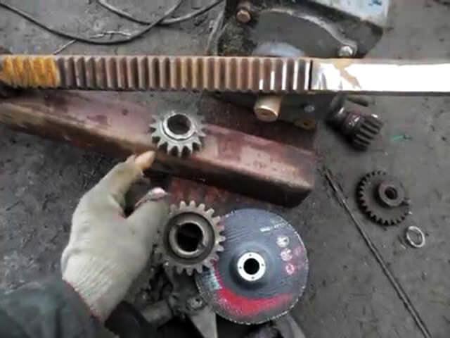 Как сделать дровокол ручной 327