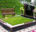 оформление могил