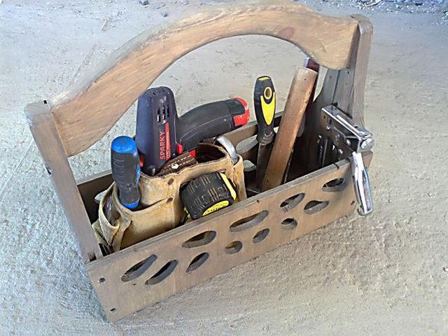 Самодельные ящики для инструмента своими руками6