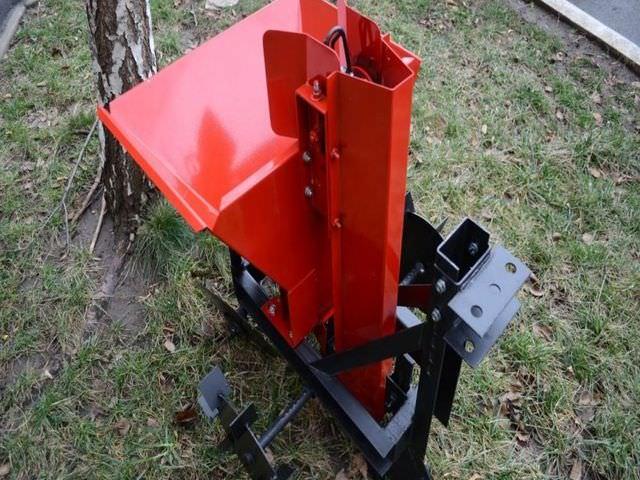 устройстово для мини трактора