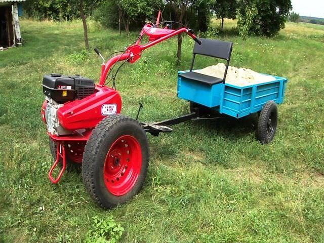 Сельскохозяйственная машина для огорода