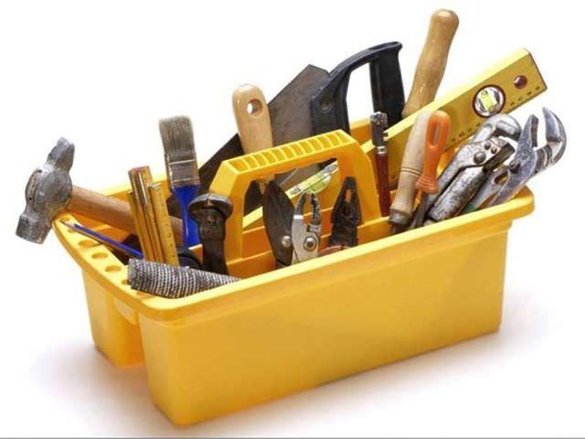 инструменты для строительства калитки