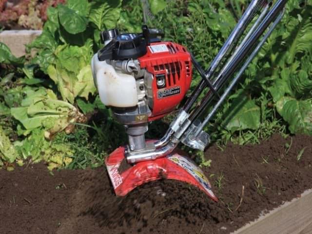 Сельскохозяйственная техника Мантис для обработки почвы