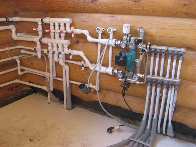 Разборный водопровод из колонки своими руками