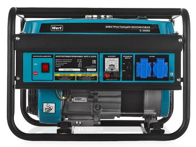 Агрегат на 2,5 кВт