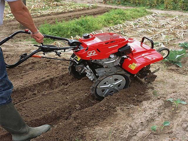 Сельскохозяйственная машина для обработки почвы