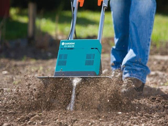 Сельскохозяйственная техника для обработки почвы