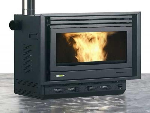 Отопление на газу