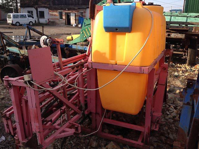 80-ти литровый распылитель