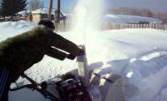 Техника для убора снега
