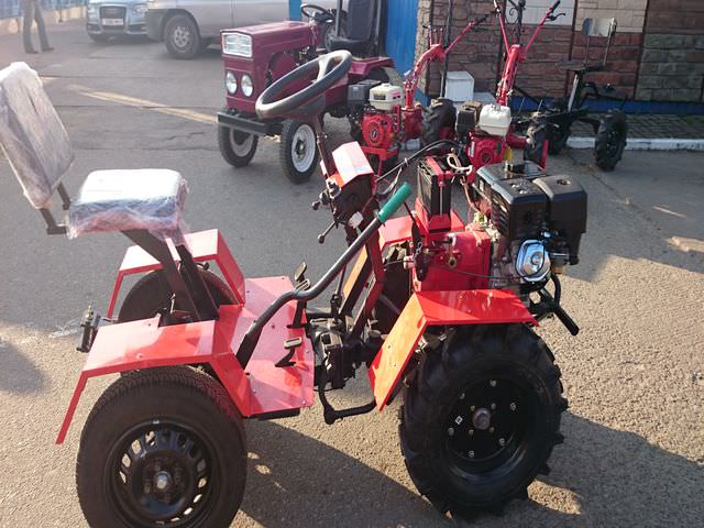 Матобулок трактор руб