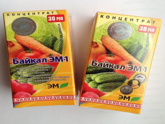 Подкормка для овощных культур