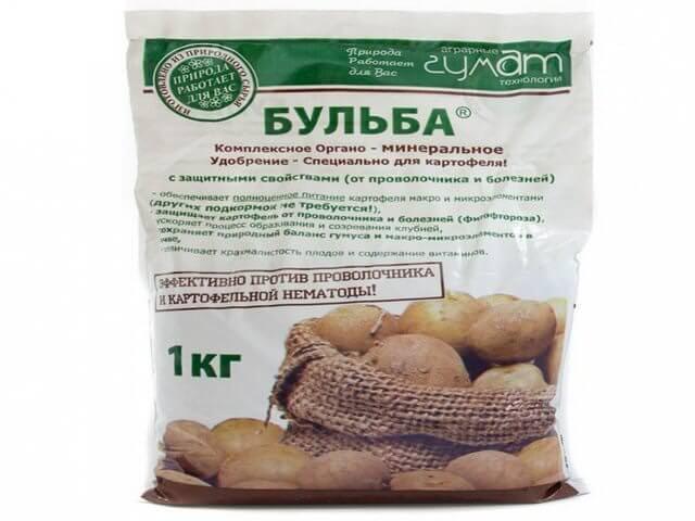 Комплексное удобрение для картофеля