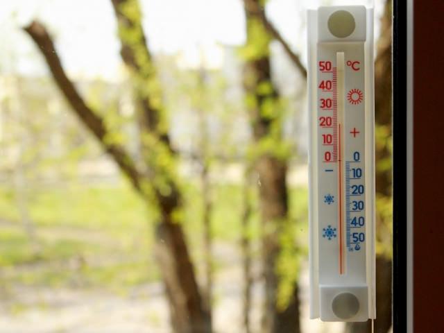Теплая погода