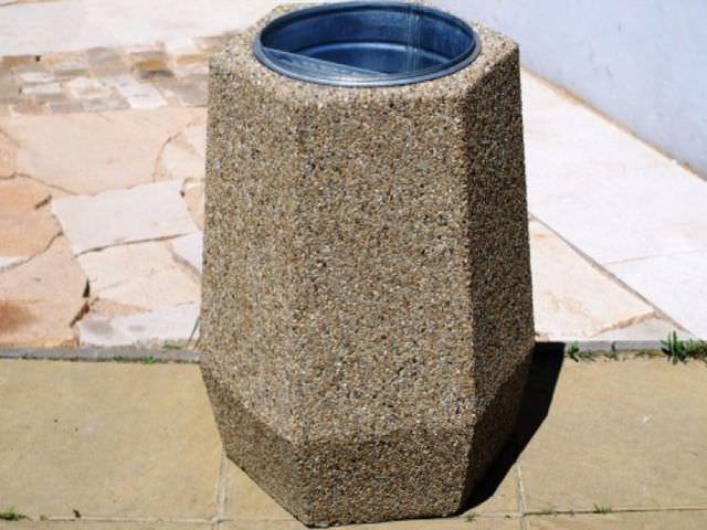 Резервуар для мусора