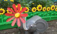 Слоненок для сада