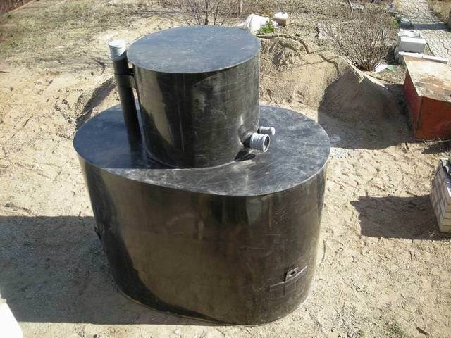 Гидроизолированная канализация